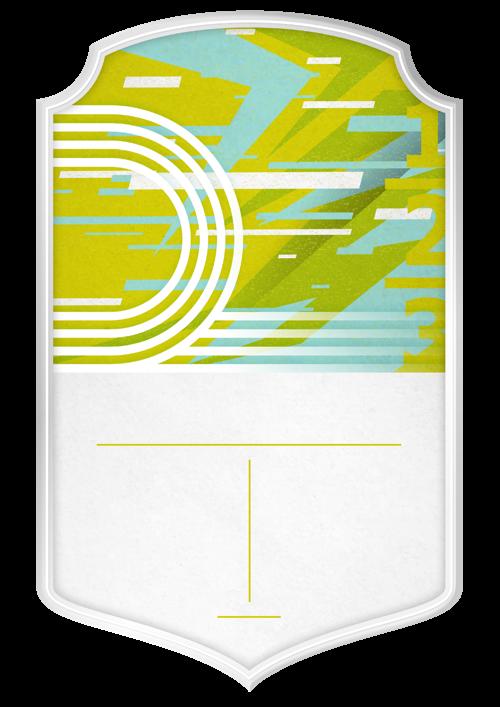 Athletics card design