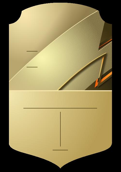 Gold 22 card design