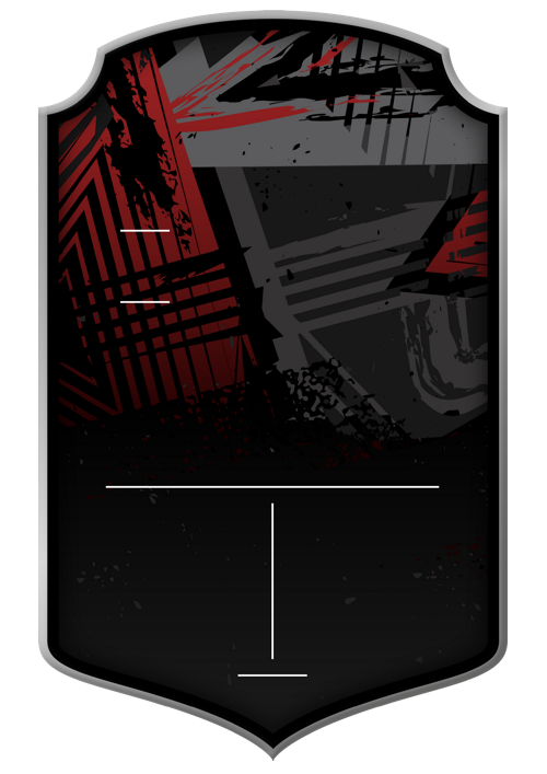 Grunge card design