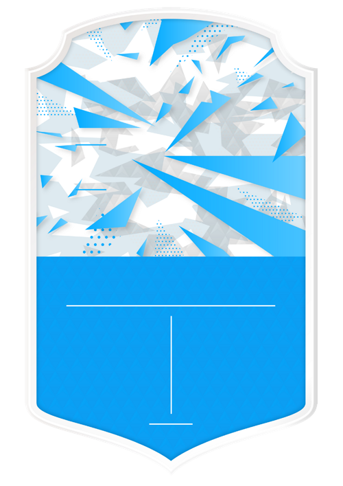 Ice Hockey card design