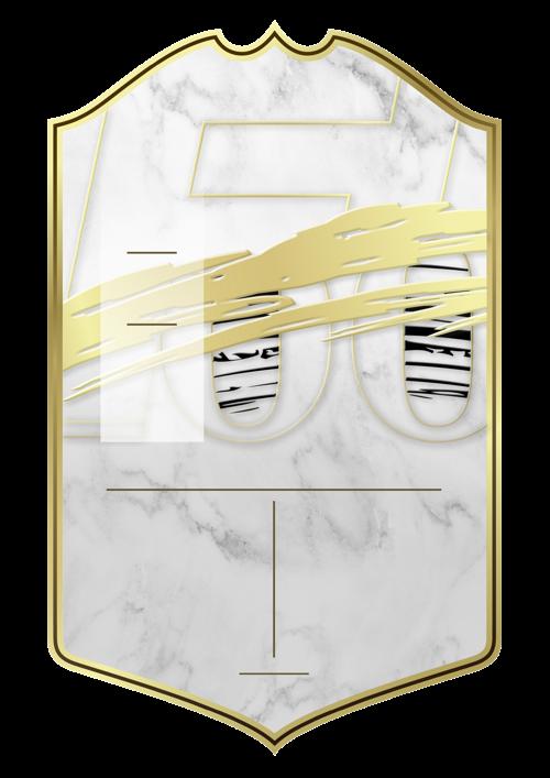 Icon card design