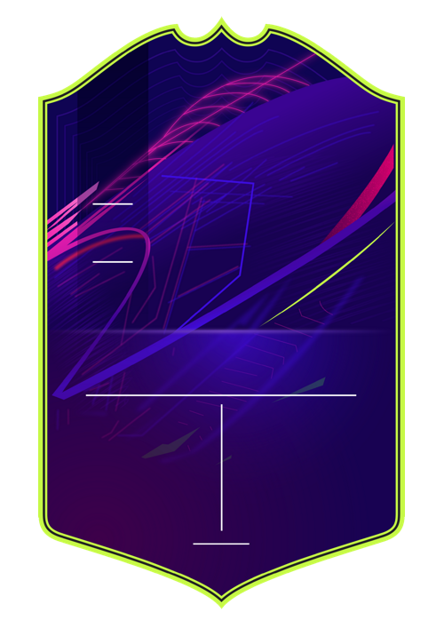 Ones To Watch card design